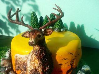 cake design pasta tasarim geyik deer ferhan dilek uluocak pasta kursu.jpg