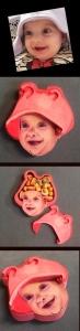 kisiye ozel ahsap bebek kutu özel kesim karisik teknik el yapimi hediye
