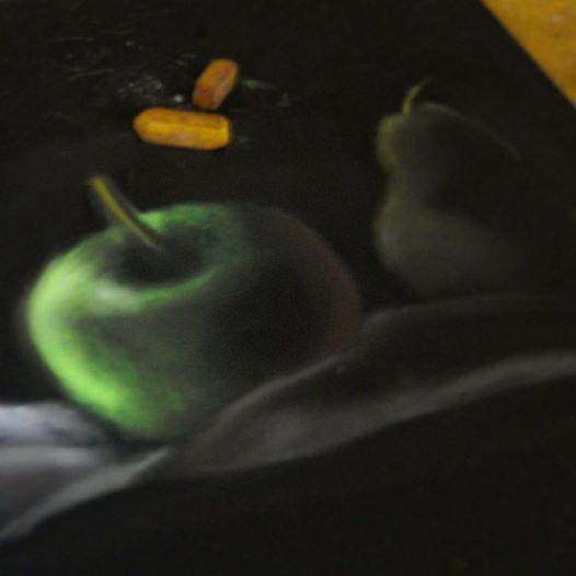 ferhan dilek uluocak resim dersi atölye karakalem cizim sanat