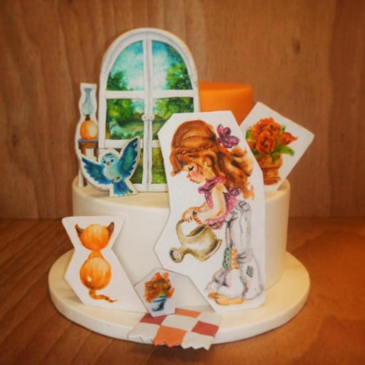 ferhan-dilek-uluocak-funda-akay-pasta-resimleme-cake-art-painting-fondant-sugar-artist-sarah-kay