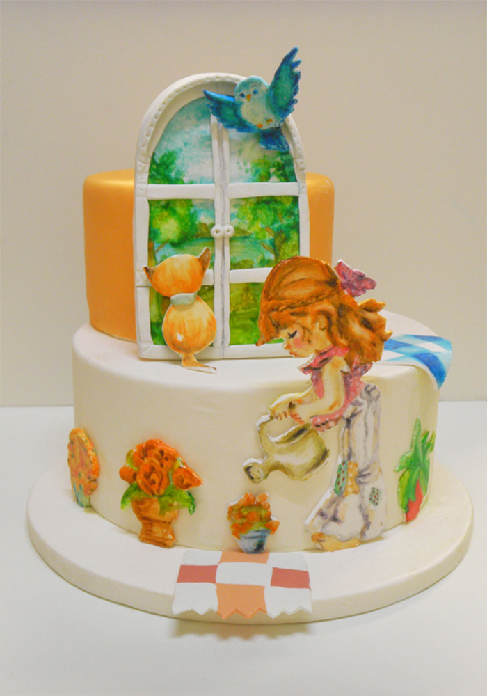 sarah-kay-cake-ferhan-dilek-uluocak-pasta-boyama-teknikleri-cake-painting-fondant-sugar-paste