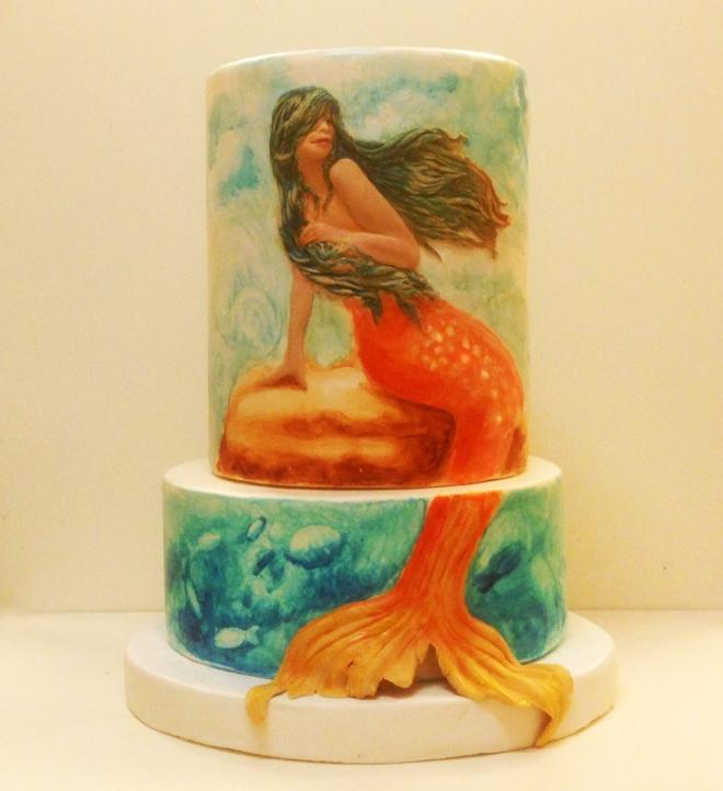 ferhan-dilek-uluocak-fondant-sugar-paste-painting-cake-art-pasta-boyama-teknikleri