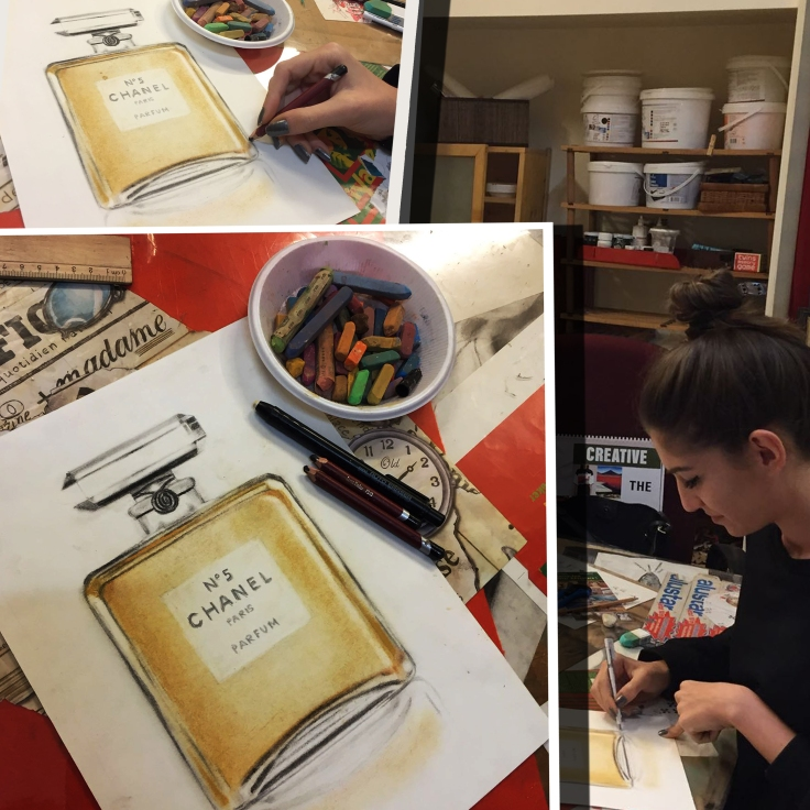 ferhan-dilek-uluocak-pasta-boyama-teknikleri-resim-dersi-scetch-drawing-color