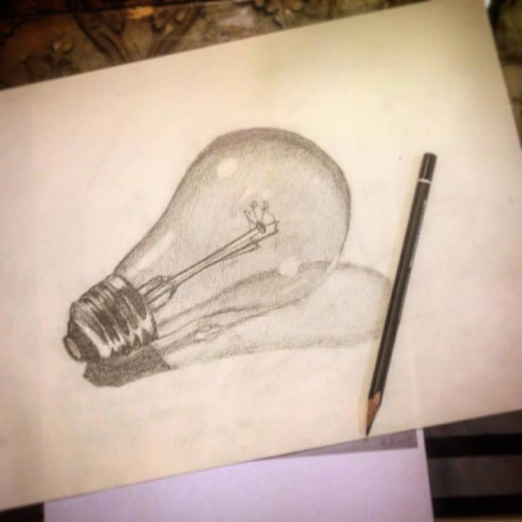 ferhan-dilek-uluocak-fondant-painting-sketch-resim-ders-isik-golge-ampul-cizim-drawing
